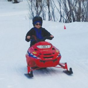 kids snowmobile hire mt hotham