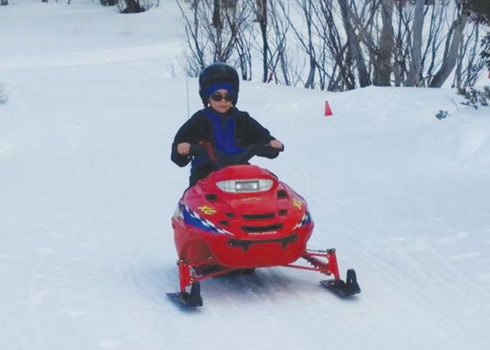 Kids Snowmobiles