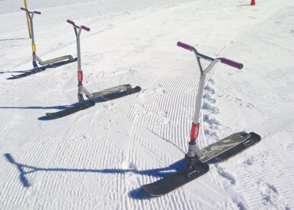 snow scooter hire mt hotham